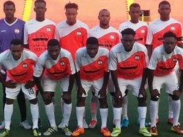 iciHaïti - Football : L'America FC des Cayes passe en première division