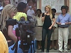 Haiti - Reconstruction : Shakira - IDB, $800,000 for Elie Dubois school