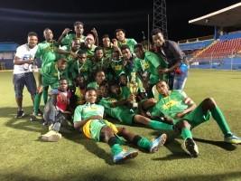 iciHaiti - Football: 3rd division championship, AS Delmas sponsored in D2