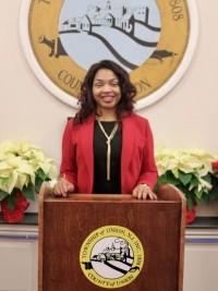 iciHaïti - Diaspora : L'haïtiano-américaine Michele Delisfort, Mairesse d'Union Township