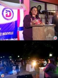 iciHaïti - Politique : Cocktail du nouvel an de la sénatrice Étienne