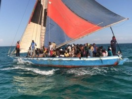iciHaiti - Bahamas : 4th boat of illegal Haitian migrants intercepted in 7 days
