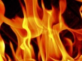iciHaiti - Social : A family perishes in a fire at Camp-Perrin