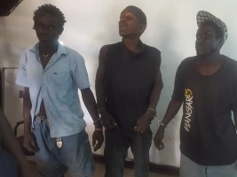 iciHaiti - Cap-Haitien : Several people arrested for throwing garbage on the street