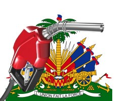 iciHaiti - Fuel : Do not panic, call for calm !