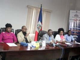 Haiti - Education: Launch of the fourth edition of the School Music Competition