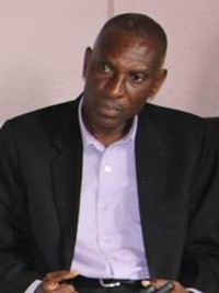 Haiti - Petit-Goâve: Deputy Mayor Desgranges by Mayor Limongy