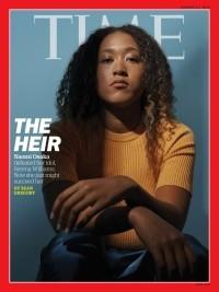 iciHaïti - Tennis : Naomi Osaka à la Une du Time magazine