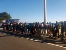 iciHaïti - RD : 37 haïtiens illégaux interceptés au péage de l'autoroute Las Américas
