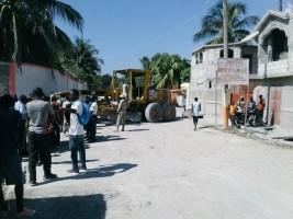 iciHaïti - Croix-des-Bouquets : Lancement de travaux d'infrastructures routières