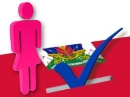 iciHaïti - Politique : 28% de femmes élues au bureau de la Chambre des députés