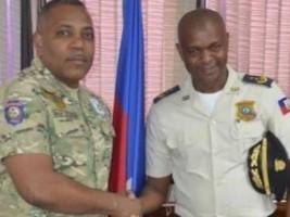 iciHaïti - PNH : Le Commissaire Mario Aubergiste, élu Directeur Départemental 2018