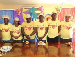 iciHaïti - Croix-des-Bouquets : Membres du Comité organisateur du Carnaval 2019