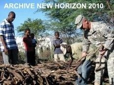 Haiti - Humanitarian : The first American soldiers are arrived