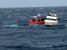 iciHaïti - Sécurité : Sauvetage de 31 haïtiens par la Garde côtière américaine