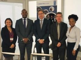 iciHaïti - Économie : La CCIHC discute d'appui du secteur privé avec le PNUD