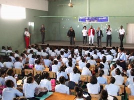 iciHaïti - Culture : Concours de musique en milieu scolaire, début des visites du jury