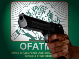 iciHaïti - Politique : Des membres du Syndicat de l'OFATMA menacés de mort