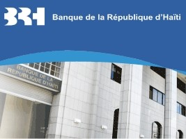 iciHaïti - AVIS BRH : Modifications des Coefficients de réserves obligatoires des banques