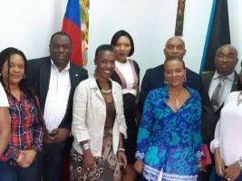 iciHaïti - Diaspora : Promotion pour le remplacement du charbon de bois par le GPL au pays