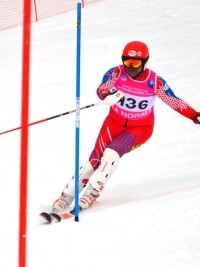 iciHaiti - Sports : The Haitian ski team at the 45th World Championship in Sweden