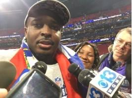 Haïti - Super Bowl : Le MHAVE félicite l'haïtiano-américain Sony Michel pour son action décisive dans la victoire des Patriots
