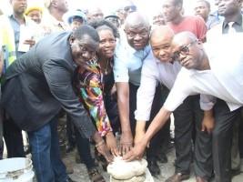 iciHaiti - Croix-des-Bouquets : Construction of 3 new public squares