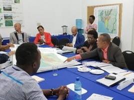 iciHaïti - Politique : Présentation des plans d'urbanisme de Port-Salut, d'Aquin et de Côte-de-Fer