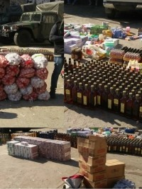 iciHaiti - DR : Important seizure of contraband products from Haiti