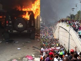 Haiti - FLASH : Important damage, at least 4 dead and 21 wounded during the demonstrations
