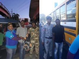 iciHaïti - RD : Plus de 14,000 haïtiens déportés ou refoulés en janvier 2019