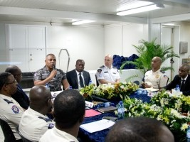 iciHaiti - Security : The PNH needs international donors to continue to develop