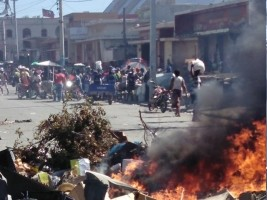 Haiti - FLASH : 2nd day of violent demonstrations at least 3 dead and many injured...