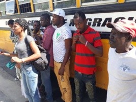 iciHaïti - RD : 552 haïtiens déportés