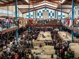 iciHaïti - Économie : Retour massif d'haïtiens sur le marché binational de Dajabón
