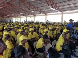 HereHaiti - Politic: Towards a new dynamic of volunteer Brigadiers
