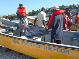 iciHaïti - Économie : Food for the Poor aux côtés des pêcheurs