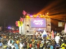 iciHaïti - Carnaval : Après les Cayes, Sweet Micky à Carrefour puis à Port-au-Prince
