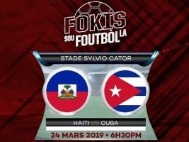 iciHaïti - Football CNL : Haïti-Cuba, liste des Grenadiers convoqués