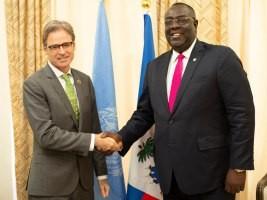 iciHaïti - Politique : Nouveau Représentant résident du PNUD en Haïti