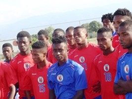 Haiti - Football : Two French clubs in detection of young talents in Haiti