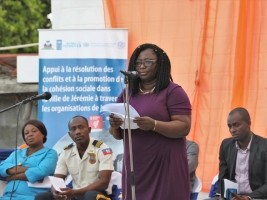 iciHaiti - Jérémie : First online training on positive masculinities in Haiti