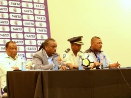 Haiti - Football: The FHF wants to avoid the exclusion of Haiti from international This week at the Marriott Hotel, during the press conference on the Haiti-Cuba match of the League of Nations (CNL) of the Confederation of North America, Central America and Caribbean (CONCACAF) March 24, 2019 at Sylvio Cator Stadium, Jean Bart aka