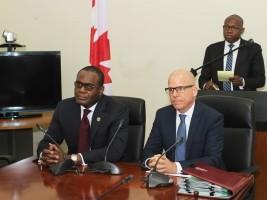 Haïti - Politique : 79 millions du Canada pour 6 projets
