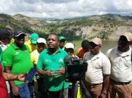 iciHaïti - Environnement : Le Ministère en tournée dans plusieurs départements