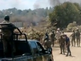 iciHaïti - Sécurité : L'armée dominicaine renforce tous ses postes frontières