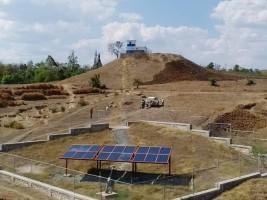 iciHaïti - Social : L'eau potable arrive dans le haut et le bas Plateau Central