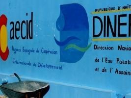iciHaïti - Petit-Goâve : Pénurie d'eau ou est passé l'argent de la coopération espagnole ?