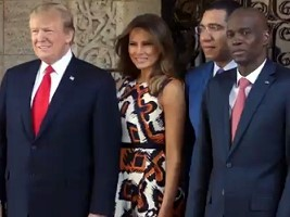 Haiti - FLASH : At the USA/Caribbean mini-summit, Trump promises with implicit conditions
