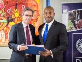 Haiti - Economy : MoU in favor of the social responsibility of Haitian companies